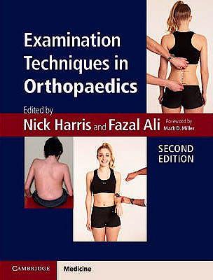 Portada del libro 9781107623736 Examination Techniques in Orthopaedics