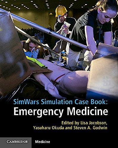 Portada del libro 9781107625280 Simwars Simulation Case Book: Emergency Medicine