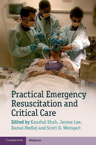 Portada del libro 9781107626850 Practical Emergency Resuscitation and Critical Care