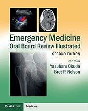 Portada del libro 9781107627901 Emergency Medicine Oral Board Review Illustrated