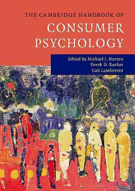 Portada del libro 9781107641426 The Cambridge Handbook of Consumer Psychology