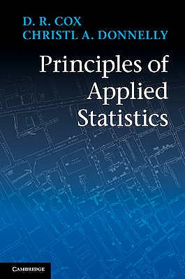 Portada del libro 9781107644458 Principles of Applied Statistics