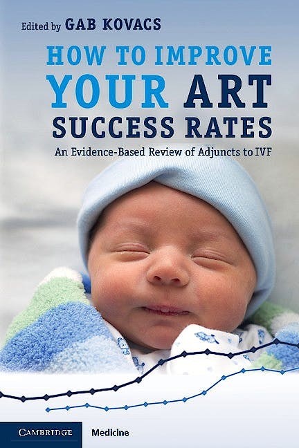 Portada del libro 9781107648326 How to Improve Your Art Success Rates. an Evidence-Based Review of Adjuncts to Ivf