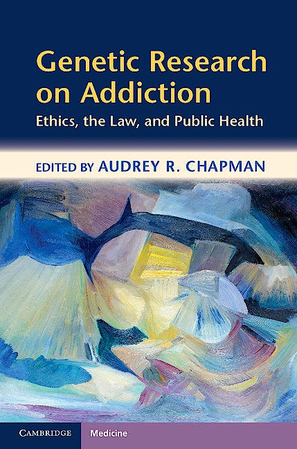 Portada del libro 9781107653344 Genetic Research on Addiction. Ethics, the Law, and Public Health