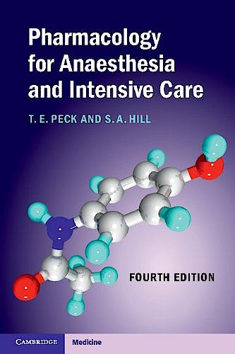 Portada del libro 9781107657267 Pharmacology for Anaesthesia and Intensive Care