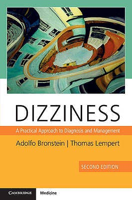 Portada del libro 9781107663909 Dizziness. A Practical Approach to Diagnosis and Management
