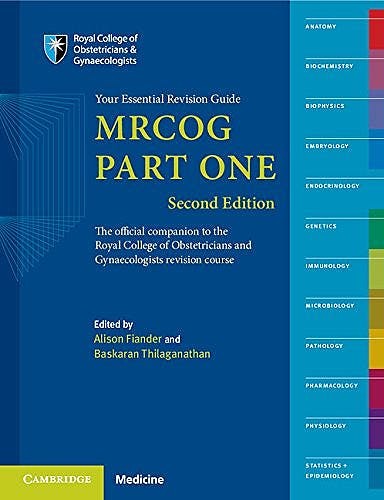 Portada del libro 9781107667136 Mrcog Part One. Your Essential Revision Guide