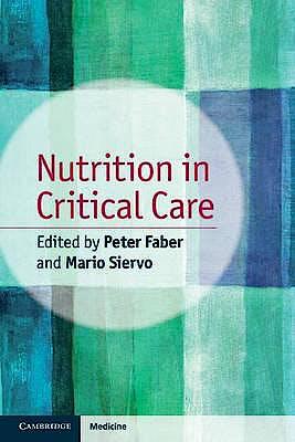 Portada del libro 9781107669017 Nutrition in Critical Care