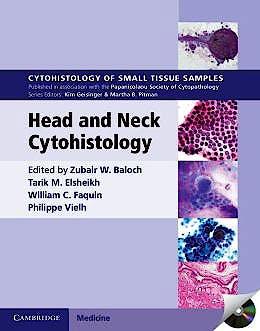 Portada del libro 9781107669888 Head and Neck Cytohistology + Dvd-Rom