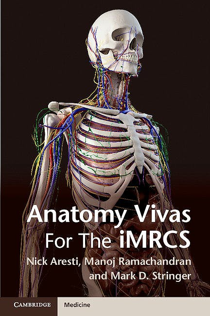 Portada del libro 9781107672994 Anatomy Vivas for the Intercollegiate Mrcs