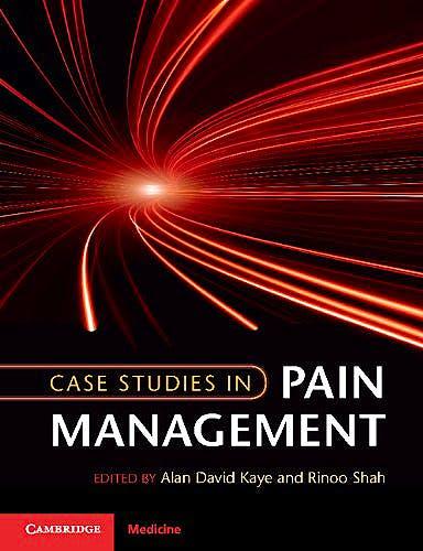 Portada del libro 9781107682894 Case Studies in Pain Management