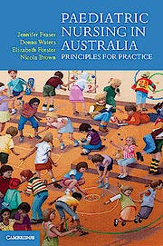 Portada del libro 9781107685000 Paediatric Nursing in Australia. Principles for Practice