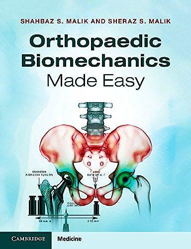 Portada del libro 9781107685468 Orthopaedic Biomechanics Made Easy