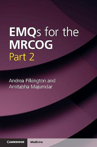 Portada del libro 9781107687103 Emqs for the Mrcog Part 2. the Essential Guide