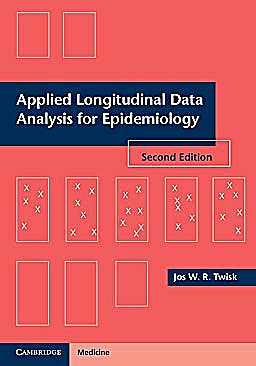 Portada del libro 9781107699922 Applied Longitudinal Data Analysis for Epidemiology (Softcover)