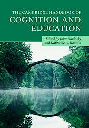 Portada del libro 9781108401302 The Cambridge Handbook of Cognition and Education