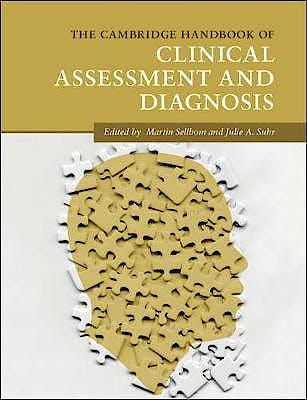 Portada del libro 9781108415910 The Cambridge Handbook of Clinical Assessment and Diagnosis