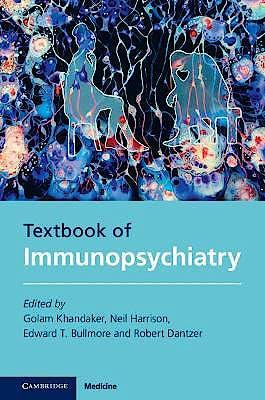 Portada del libro 9781108424042 Textbook of Immunopsychiatry