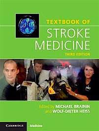 Portada del libro 9781108426350 Textbook of Stroke Medicine