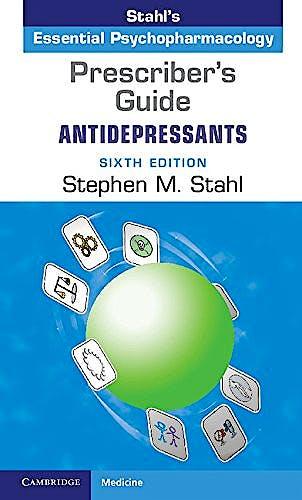 Portada del libro 9781108436229 Stahl's Essential Psychopharmacology. Prescriber's Guide. Antidepressants