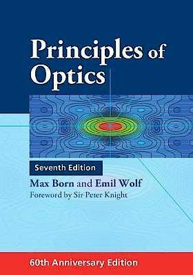 Portada del libro 9781108477437 Principles of Optics