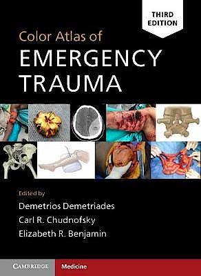 Portada del libro 9781108489348 Color Atlas of Emergency Trauma