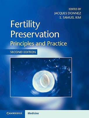 Portada del libro 9781108494595 Fertility Preservation. Principles and Practice