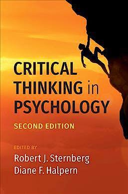 Portada del libro 9781108497152 Critical Thinking in Psychology