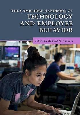 Portada del libro 9781108701327 The Cambridge Handbook of Technology and Employee Behavior