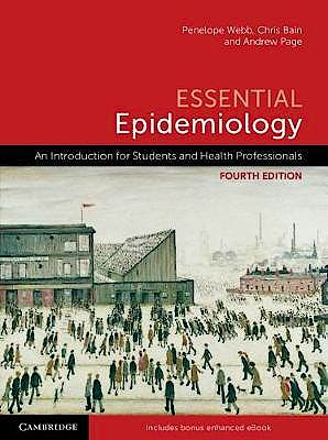 Portada del libro 9781108766807 Essential Epidemiology. An Introduction for Students and Health Professionals (Print + Online Bundle)