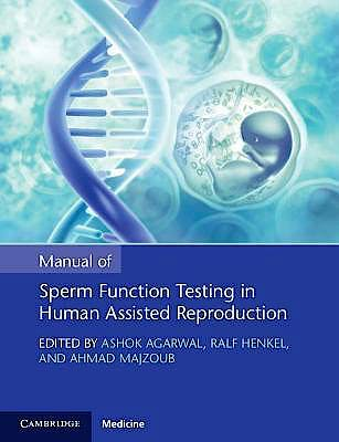 Portada del libro 9781108793537 Manual of Sperm Function Testing in Human Assisted Reproduction