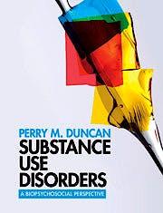 Portada del libro 9781108819091 Substance Use Disorders: A Biopsychosocial Perspective