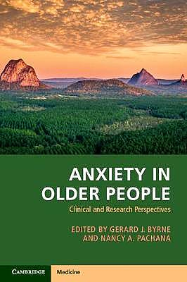 Portada del libro 9781108826365 Anxiety in Older People. Clinical and Research Perspectives