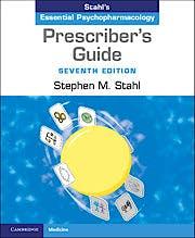 Portada del libro 9781108926010 Prescriber's Guide. Stahl's Essential Psychopharmacology