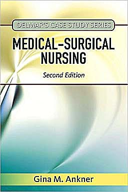 Portada del libro 9781111138592 Delmar's Case Study Series: Medical-Surgical Nursing