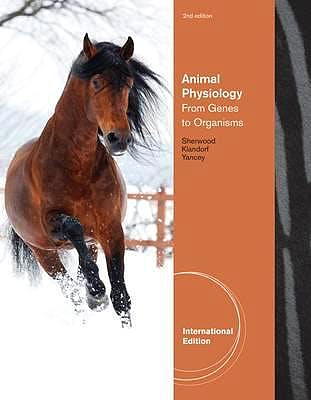 Portada del libro 9781111988715 Animal Physiology. From Genes to Organisms (International Edition) (Softcover)