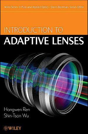 Portada del libro 9781118018996 Introduction to Adaptive Lenses