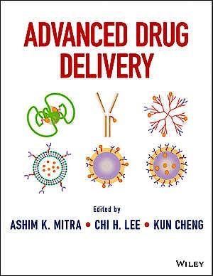 Portada del libro 9781118022665 Advanced Drug Delivery
