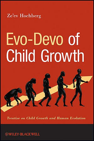 Portada del libro 9781118027165 Evo-Devo of Child Growth. Treatise on Child Growth and Human Evolution