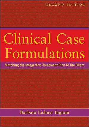 Portada del libro 9781118038222 Clinical Case Formulations. Matching the Integrative Treatment Plan to the Client