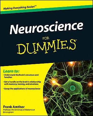 Portada del libro 9781118086865 Neuroscience for Dummies