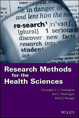 Portada del libro 9781118135402 Research Methods for the Health Sciences
