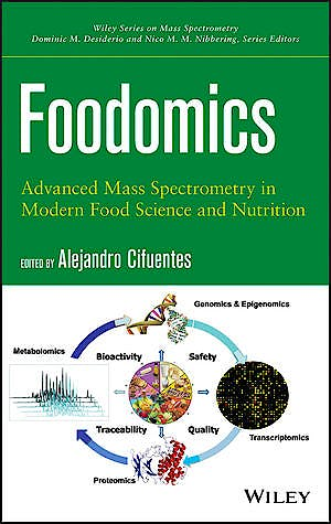 Portada del libro 9781118169452 Foodomics. Advanced Mass Spectrometry in Modern Food Science and Nutrition