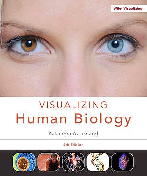 Portada del libro 9781118169872 Visualizing Human Biology