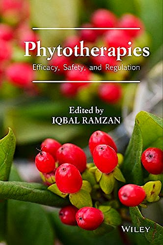 Portada del libro 9781118268063 Phytotherapies: Efficacy, Safety, and Regulation