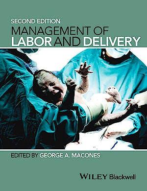 Portada del libro 9781118268643 Management of Labor and Delivery