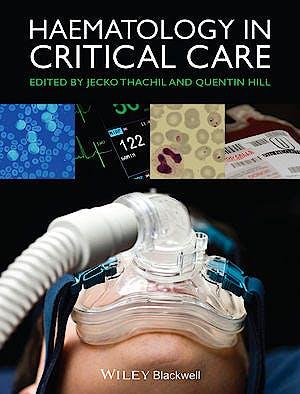 Portada del libro 9781118274248 Haematology in Critical Care. a Practical Handbook
