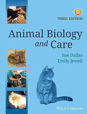Portada del libro 9781118276068 Animal Biology and Care