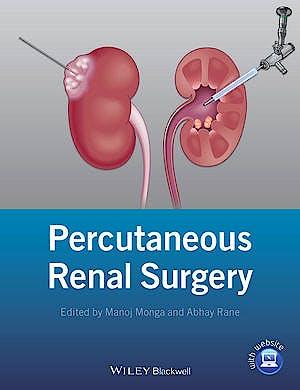 Portada del libro 9781118278734 Percutaneous Renal Surgery
