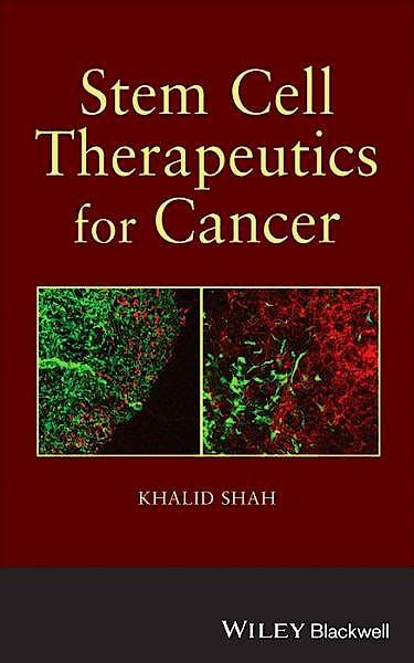Portada del libro 9781118282427 Stem Cell Therapeutics for Cancer